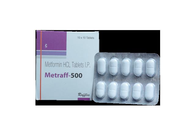 Metraff - 500